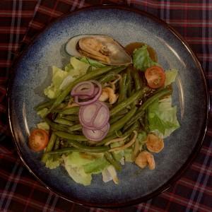 Салат морская буррида