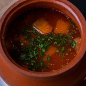 Австрийский суп рагу