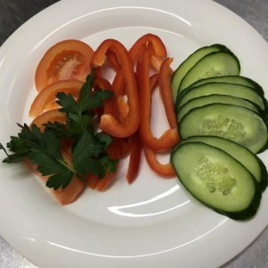 Овощная палитра